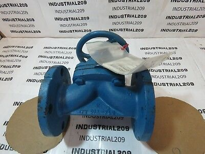 Itt 2'' Dia-Flo Diaphragm Glass Lined Valve New