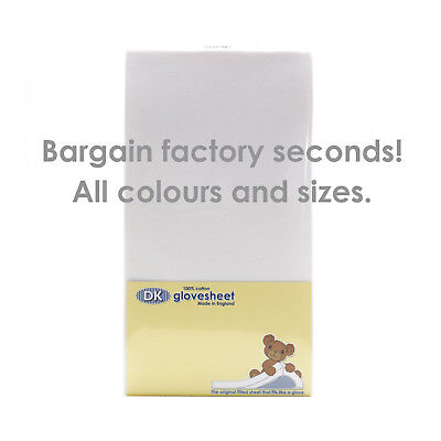 Clearance seconds fitted DK Glovesheets ALL SIZES AND COLOURS
