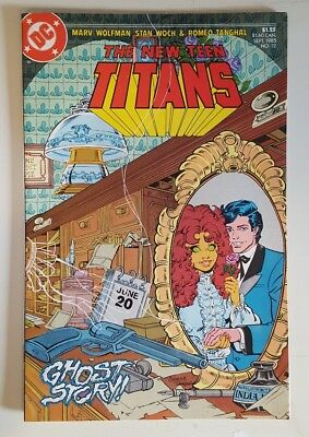 The New Teen Titans #12 (Oct 1981, DC)