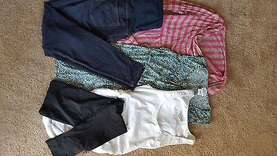 Maternity Clothes Bundle Set size small