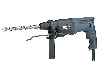 MAKITA MT Series 20mm (3/4in) Rotary Hammer 710W  with BONUS