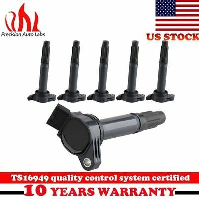 Toyota Avalon 2005-2018 3.5L Made in Japan YEC Ignition Coil 9091902255 Fits