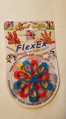 FlexEx Hand Exerciser - Original, Made In USA