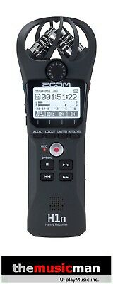 Zoom H1n Handy Recorder **NEW**