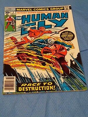 Human Fly 2        Ghost Rider