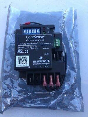 New - Emerson 571-0065-05 24 Vac 50-60 Hz 2.5 A Coresense Communications Module