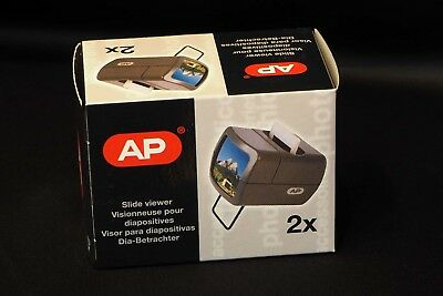 Electronic Slide Viewer - 2x magnification