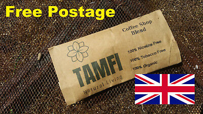 "Herbal Smoking mix 30g Tamfi ""Coffee shop blend"" alternative Tobacco replacement"