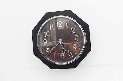 Fusee German art deco wall clock