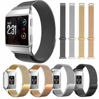 Replacement Milanese loop Stainless Steel Fashion Watch Band For Fitbit Ionic