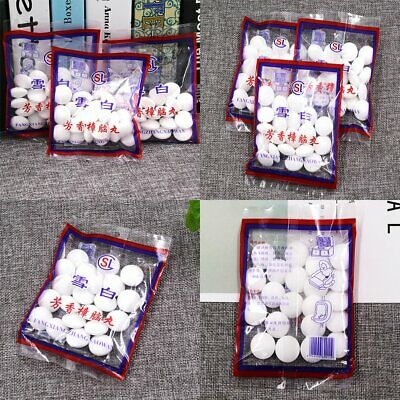 Moth Camphor Balls Cloth Drawer Moisture proof Mothproof Insect Repellent EU