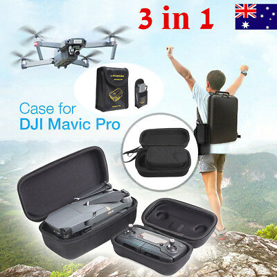 Hard Case EVA Carry Storage Bag Box For DJI Mavic Pro Drone&Remote Control FK