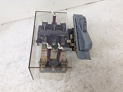 Allen Bradley 1494F-R633 Disconnect Switch Fusible 30 Amp 600 VAC 1494F-NF30