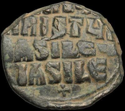 Anonymous AE Follis, Class A, Jesus Christ King of Kings, 26mm, 7.71g