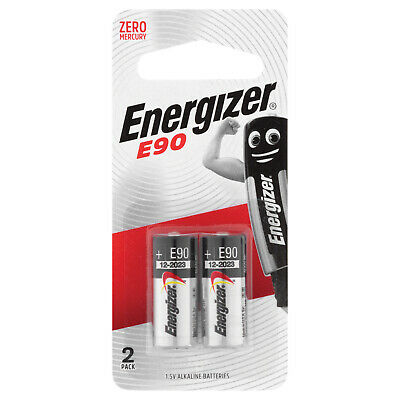 Energizer E90 2 Pack 1.5v Alkaline Batteries Duracell Watch Pager Batteries