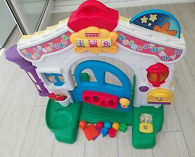 b483987ac FISHER PRICE ALPHABET Activity Table Learn baby musical centre ...