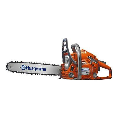 Chain Saw Tree Surgery Cutter Prune Petrol Chainsaw Guide Heavy Duty Outdoor