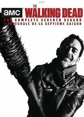The Walking Dead: Season 7 (5-Disc Set) DVD, WITH SLIPCOVER FAST SHIP