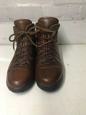 5f209727ae0 MENS LOVESON HIKING/WALKING Boots Dark Green Size 46EU/12.5UK With Vibram  System