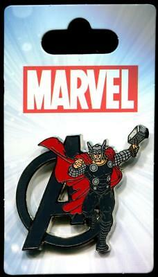Marvel Comics Thor Avengers Logo Disney Pin 108561