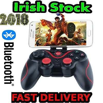 Gamepad Controller Bluetooth Wireless Gameing Android Devices Box Smart TV phone