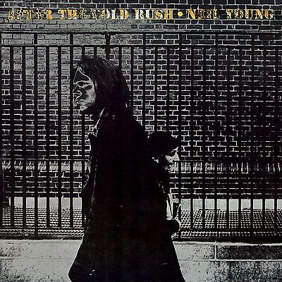 Neil Young  After The Gold Rush Remastered Hdcd Cd New