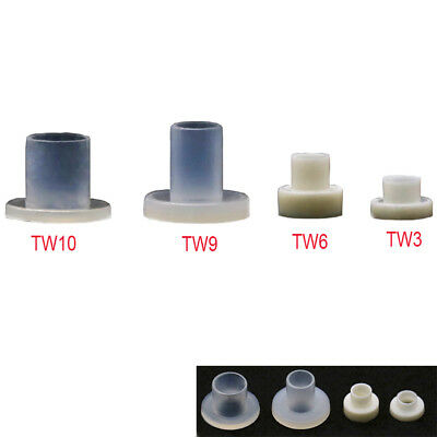 Transistor Power Washer Shoulder Plastic Nylon Bushing Insulator for PC