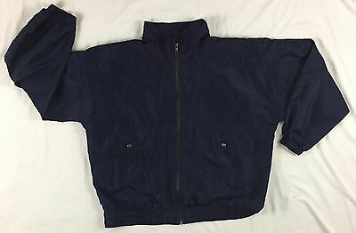 f36f66a1e WOMEN'S GAP NAVY Blue Bomber Jacket Sz XL Tall NWT - $39.00 | PicClick