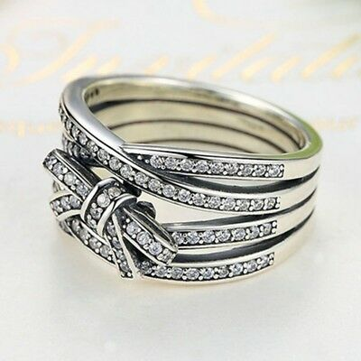 For Party Size 6-10 Women's Stainless Steel Ring Rinestone Decoration Ring