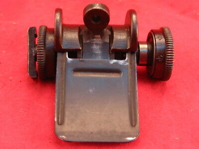 M1 Garand Winchester Type Iii Complete Rear Sight 35000 Picclick