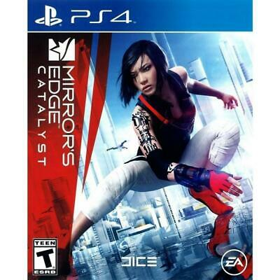 Mirrors Edge Catalyst PS4-S4MIEC