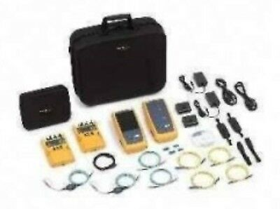 Fluke CFP-QUAD CertiFiber Pro Quad Optical Loss Test Set - CFP-100-Q/INTL 90-day