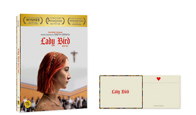 """MOVIE""""Lady Bird""""  Blu-ray  (OUT BOX + CHARACTER CARD 8EA)"""