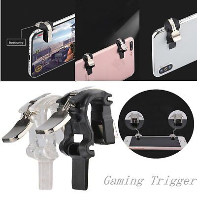 S4 L1R1 Game Trigger Fire Button Mobile Shooter Controller PUBG V3.0 For Iphone