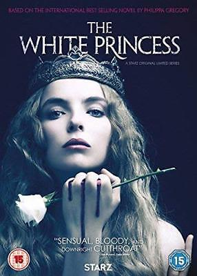 The White Princess  with Jodie Comer New (DVD  2017)