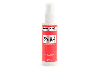 Ancol Dog Puppy Cologne Perfume Deodorant Spray Old Spike 100ml