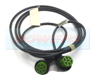 7 Pin Plug Female Rear Lamp 3M Cable Lead Truck Lorry Europoint 68-2438-027
