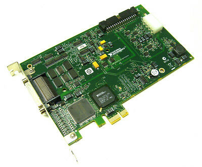 National Instruments PCIE-6323 32 AI, 48 DIO, 4 AO, 250KS/s NI 781045-01 wie neu