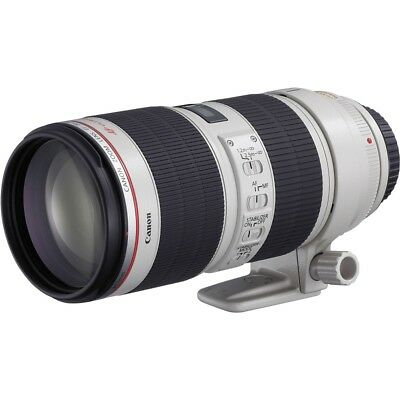 Canon EF 70-200mm f/2.8L IS II USM Obiettivo