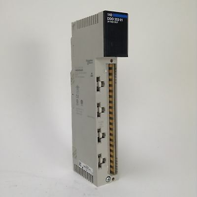 Schneider Electric 140DDO35301 Modicon Quantum output modul 24V Used UMP