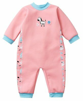 Splash About Warm in One Fleece lined Baby Wetsuit | Nina's Ark