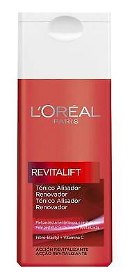 ** 2 X L'oreal Revitalift Anti Age Toner 200Ml Each New ** Vitamin C