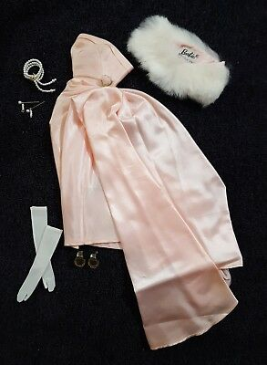 "Vintage Barbie ""Enchanted Evening"" Fashion #983 (1960-1963) Complete, Exc Cond"