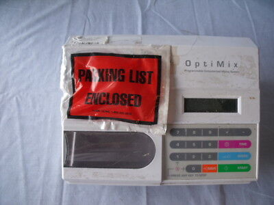 SDS KERR Demetron OptiMix Dental Amalgamator Digital Mixing System Model 100! b2