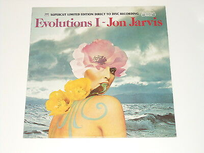 Crystal Clear Supercut DIRECT TO DISC - Jon Jarvis - LP - Evolutions I