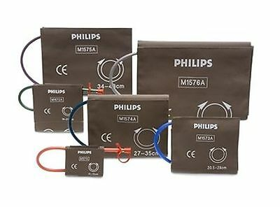 Philips - M1576A Reusable NIBP Comfort Cuff/thigh Multi-Patient