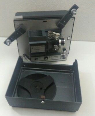 Vintage Bell & Howell 8mm Autoload Projector Model 357 B Vtg Movie Projector