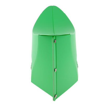 Backpacking Seat Stool Foldable Camping Chair Outdoor BBQ Fishing Green