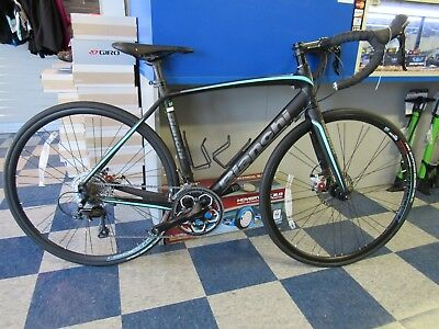 7729812b Demo 2017 53Cm Bianchi Impulso 105 Disc Aluminum Road Bike With New  Warranty!