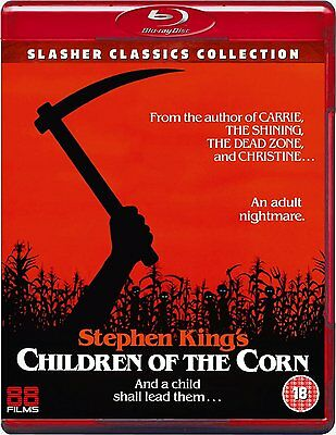 Children of the Corn (Blu-ray) - Slasher Classic Collection#13 88 FILMS UK